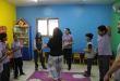 Atelier théâtre à Jericho