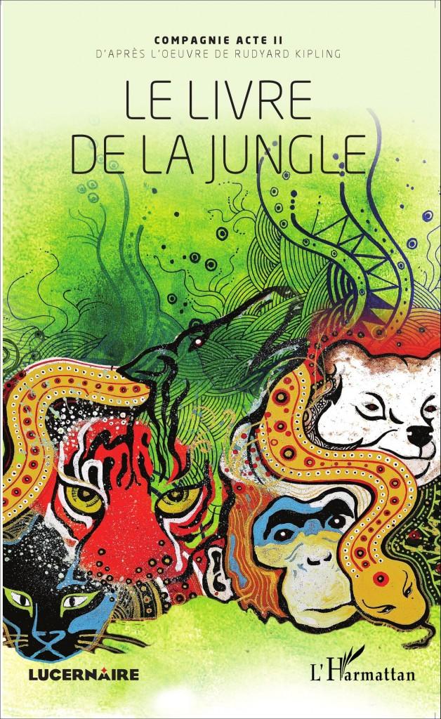 Le Livre de la Jungle - édition L'Harmattan