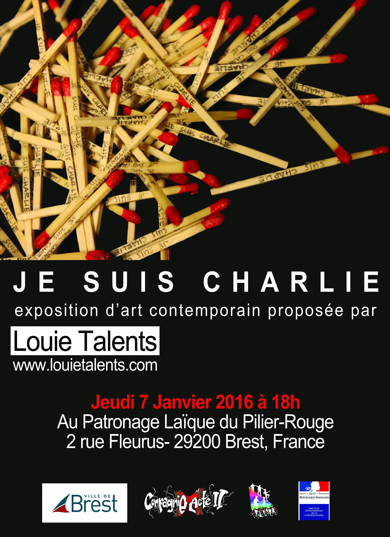 Je Suis Charlie Expo Patro